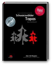 Manuel Wassmer: Schwarzwälder Tapas - Das Kochbuch, Buch