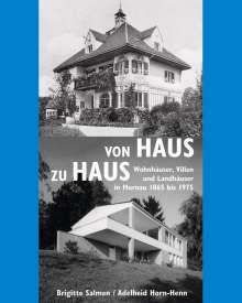 Brigitte Salmen: Von Haus zu Haus, Buch