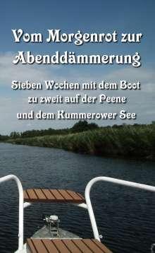 Dunja Bruder: Vom Morgenrot zur Abenddämmerung, Buch