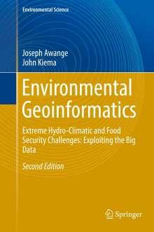Joseph Awange: Environmental Geoinformatics, Buch