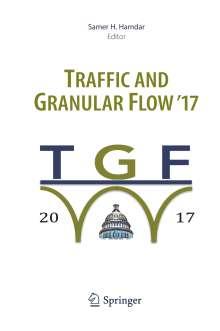 Traffic and Granular Flow '17, Buch