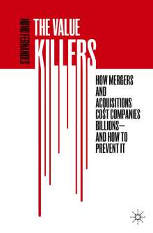 Nuno Fernandes: The Value Killers, Buch