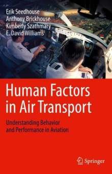 Anthony Brickhouse: Human Factors in Air Transport, Buch