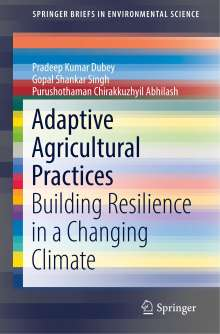 Pradeep Kumar Dubey: Adaptive Agricultural Practices, Buch