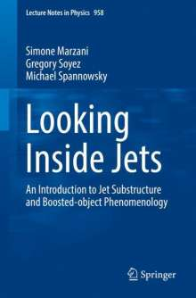 Simone Marzani: Looking Inside Jets, Buch
