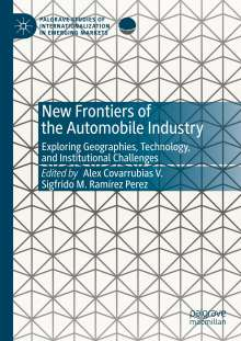 New Frontiers of the Automobile Industry, Buch