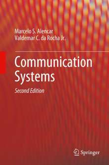 Marcelo S. Alencar: Communication Systems, Buch
