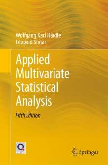 Wolfgang Karl Härdle: Applied Multivariate Statistical Analysis, Buch