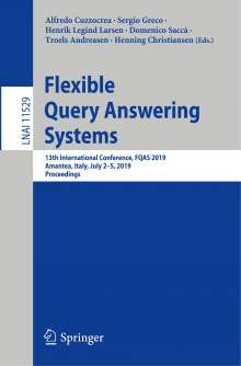 Flexible Query Answering Systems, Buch