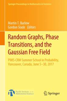Random Graphs, Phase Transitions, and the Gaussian Free Field, Buch