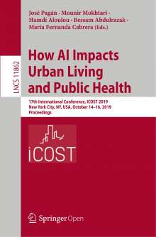 How AI Impacts Urban Living and Public Health, Buch