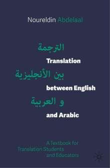 Noureldin Abdelaal: Translation between English and Arabic, Buch