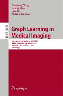 Graph Learning in Medical Imaging, Buch