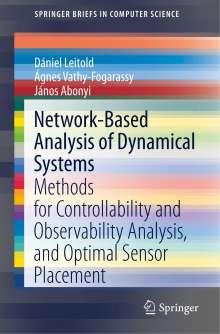 János Abonyi: Network-Based Analysis of Dynamical Systems, Buch