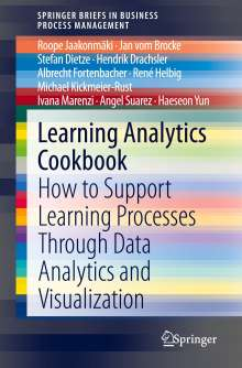 Stefan Dietze: Learning Analytics Cookbook, Buch