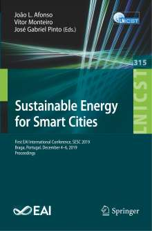 Sustainable Energy for Smart Cities, Buch