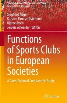 Functions of Sports Clubs in European Societies, Buch