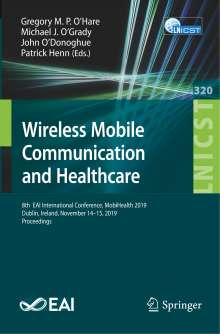 Wireless Mobile Communication and Healthcare, Buch