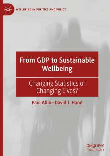 David J. Hand: From GDP to Sustainable Wellbeing, Buch