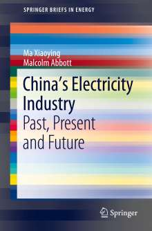 Malcolm Abbott: China's Electricity Industry, Buch