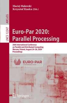 Euro-Par 2020: Parallel Processing, Buch