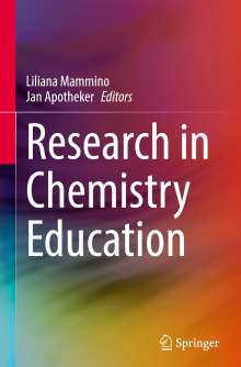 Research in Chemistry Education, Buch
