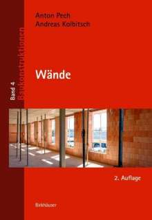 Andreas Kolbitsch: Wände, Buch