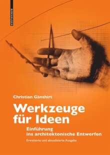 Christian Gänshirt: Werkzeuge für Ideen, Buch