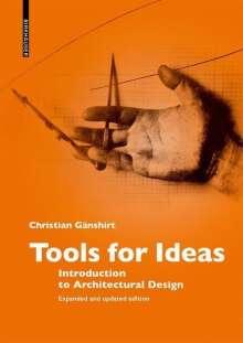 Christian Gänshirt: Tools for Ideas, Buch