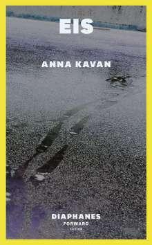 Anna Kavan: Eis, Buch