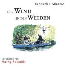 Kenneth Grahame: Der Wind in den Weiden, 6 CDs
