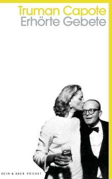 Truman Capote: Erhörte Gebete, Buch