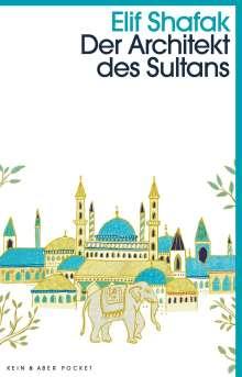 Elif Shafak: Der Architekt des Sultans, Buch