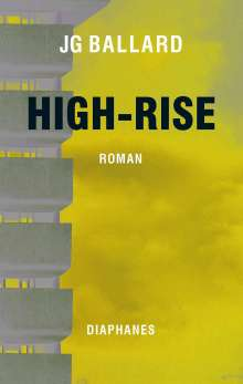 J. G. Ballard: High-Rise, Buch
