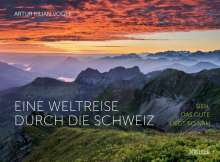 Artur Kilian Vogel: Eine Weltreise durch die Schweiz, Buch