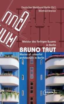 Winfried Brenne: Bruno Taut, Buch