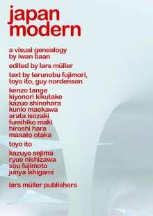 Iwan Baan: Iwan Baan Japan Modern, Buch