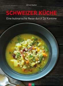 Alfred Haefeli: Schweizer Küche, Buch