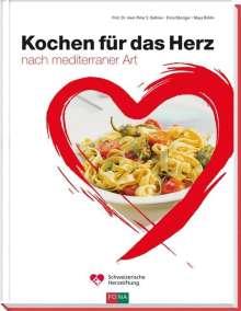 Peter E Ballmer: Kochen für das Herz, Buch