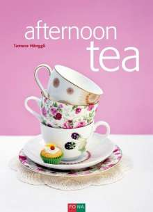 Tamara Hänggli: Afternoon Tea, Buch