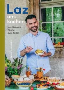 Lazaros Kapageoroglou: Laz uns kochen, Buch