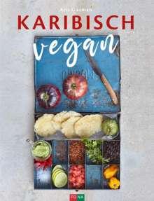 Aris Guzman: Karibisch vegan, Buch