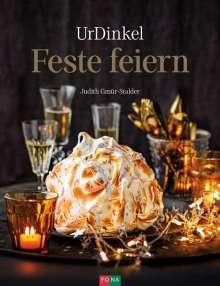 Judith Gmür-Stalder: UrDinkel - Feste feiern, Buch