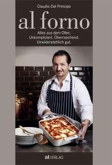 Claudio Del Principe: al forno, Buch