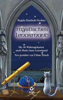 Regula Elizabeth Fiechter: Mystisches Lenormand - Karten, Diverse