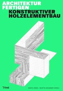 Martin Krammer: Architektur fertigen, Buch