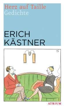 Erich Kästner: Herz auf Taille, Buch