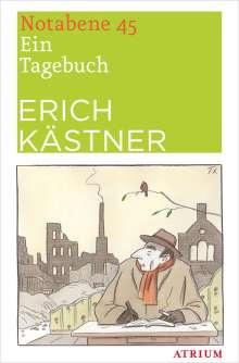 Erich Kästner: Notabene 45, Buch