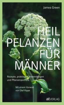 James Green: Heilpflanzen für Männer, Buch
