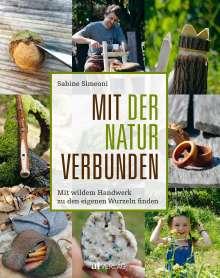 Sabine Simeoni: Mit der Natur verbunden, Buch